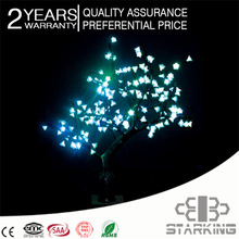 Chinese redbud RGB LED ul c7 led string light for usa and canada