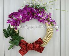 wholesale christmas wreath decorations new fashion decoration