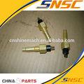 Weichai maquinaria piezas del motor sensor de temperatura del agua, Wd615 piezas del motor