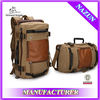 Wholesale hot selling school bag,fashion travel bag for men,cheap canvas backpack made in China