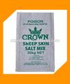 Cheap 100% New Virgin PP Woven Corn Bag 25kg 50kg Sack For Flour Rice Corn Sugar Flour Wheat Maize 25kg 50kg Made In China