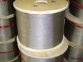 Ascensor de acero de cuerda de alambre 8x19s+fc 8x19+sisial núcleo( enorme fábrica/bajo precio/mejor calidad)