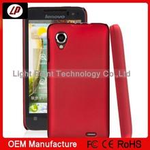 NEW Shell PC Hard Cover Skin Case Back Cell Phone case for Lenovo Lephone P770