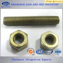 welding fasteners alloy steel stud bolt