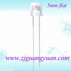 5mm flat top led diode