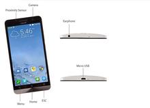 2014 Original 6 inch ZenFone 6 Intel Z2580 Dual Core 2.0GHz 2GB RAM 16GB ROM 13MP Camera Android 4.3 Smart Phone