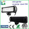 2014 ATV Parts 12inch cree off road led light bar 12v 24v led work light bar 72w