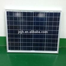 High quality 130W-160w 12v mono solar panel