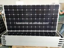 300w monocrystalline pv solar panel