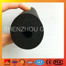 heat insulation foam rubber tube elastic insulating foam tube rubber foam tube