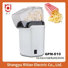 1200W Mini popcorn maker for diy popcorn