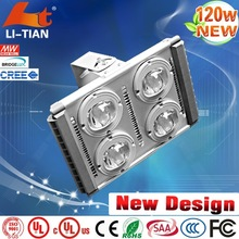 CE IEC RoHS TUV Approved 120w indoor/outdoor led flood light