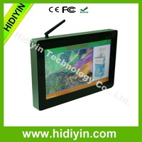 "13.3"" wall-mounted digital media player for advertising"