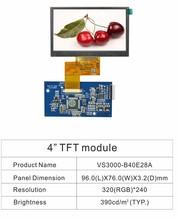 Best Video door phone 4 Inch TFT LCD Module
