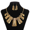 Cheap costume jewelry set earring and necklace fashion women accessories(SWTNSXR124)