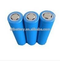 High power 15c icr 18650 3.7v 1500mah li-ion rechargeable battery for led flashlight