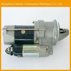 Isuzu excavator engine 4D95 4BC2 isuzu starter motor 600-813-3130 0-23000-0470