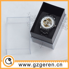 Popular stainless steel boys mens wrist watch mechanism 00183z