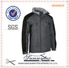 SUNNYTEX OEM Multi-colors Outdoor Winter Garment Winter Jacket Men Parkas