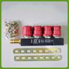 Factory price valtek type cng lpg injector rail