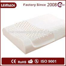 Contemporary most popular comfortable leg rest latex pillow