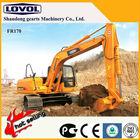 FR170 17ton construction machine big diggers