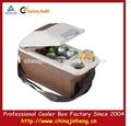 9L 12 V venda quente geladeira carro, Mini carro geladeira, Carro congelador