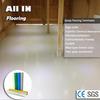 wearable waterproof pvc sports flooring badminton court price