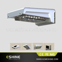 China Electronic High Power Modern Glass Led Battery Wall Light
