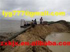 Mini river sand discharge dredger/boat for sales