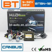 Car Accessory AC 12V/24V, 35Watt 100 Watt HID Xenon Kit
