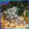Decorative White Wine Artificial Grape Cluster Plastic Fruit - Factory-directly
