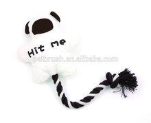 Dog rope toys pet plush products