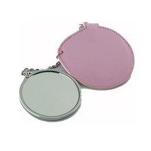 Popular best selling round handbag mirror