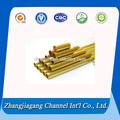 de alta precisión de latón de cobre tubo de latón precio por kg en china