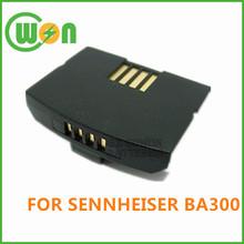 3.6V ba300 pil Sennheiser telsiz telefon pili 3.6V