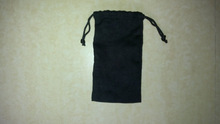 small Flannel bags for Iphone and mobile phone package and protect