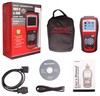 Autel AutoLink AL519 OBDII/EOBD car code reader with 10 modes diagnosis TFT color display Work on ALL 1996&new vehicles