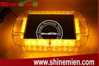 LED HIGH INTENSITY LAW ENFORCEMENT EMERGENCY HAZARD WARNING FLASHING CAR TRUCK CONSTRUCTION LED TOP ROOF MINI BAR STROBE LIGHT