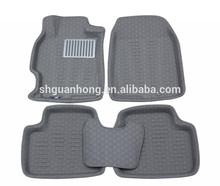 3D Car floor Mats with logo, car floor mat manufactory