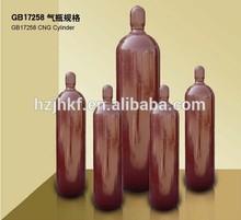 20-200L compressed natural gas steel cylinder for car