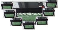 electric vehicles, UPS, golf cart, communication base station 12V 7.5Ah 7.5amps LiFePo4 Lithium iron phosphate battery pack