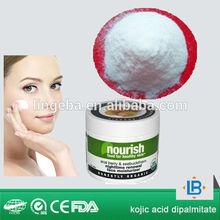 LGB acne removing cream for women kojic acid dipalmitate powder HPLC grade