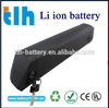 Frame type 36V 10ah ebike battery with Samsung cell