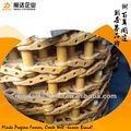 Tragbare maschine teile raupenkette kettenglieder pc300-3 für bagger
