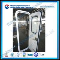 Marine ChangJiang River Light Weight Weathertight Door
