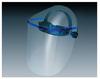 half helmet plastic face shield