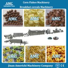 Ce certificate corn flakes making machine