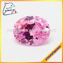 Oval cut cz diamond