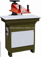 Factory hydraulic swing arm manual punch press machine (manufacturer)